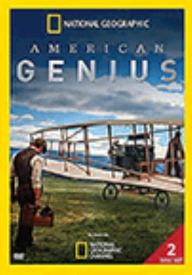 Cover image for American genius