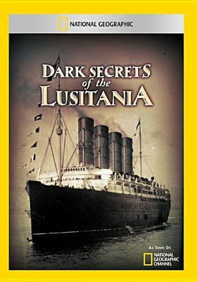 Cover image for Dark secrets of the Lusitania