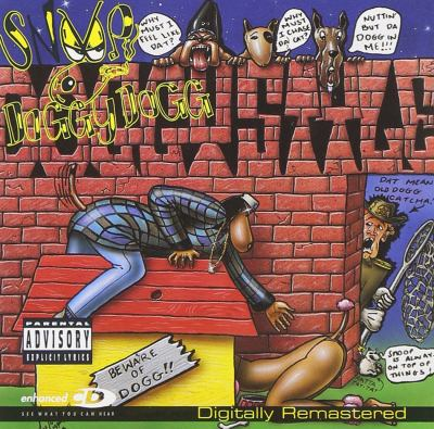 Cover image for Doggystyle