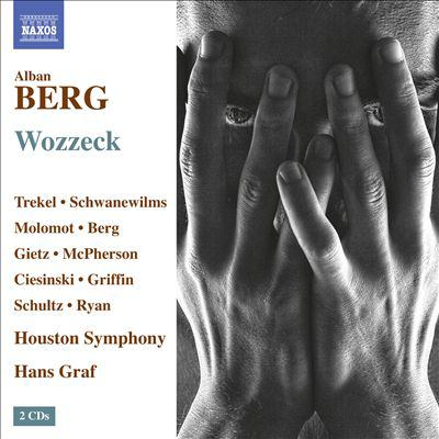 Cover image for Wozzeck