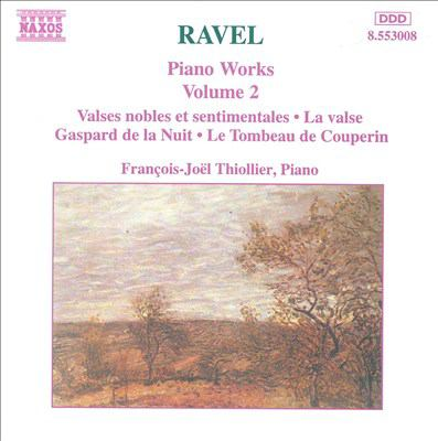 Cover image for Piano works. Volume 2