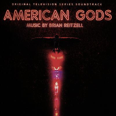 Cover image for American Gods : original television series soundtrack