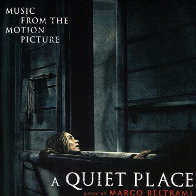 Cover image for A quiet place : music from the motion picture