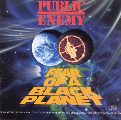 Cover image for Fear of a black planet