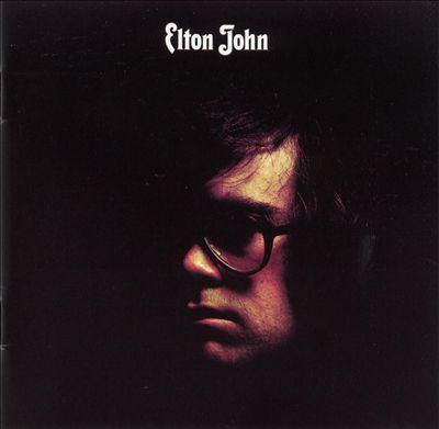 Cover image for Elton John