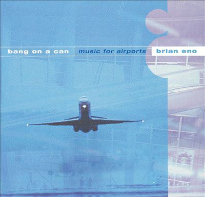 Cover image for Music for airports