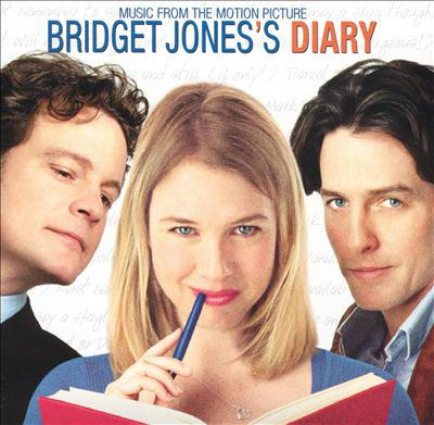 Cover image for Bridget Jones's diary music from the motion picture.