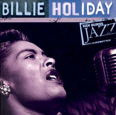 Cover image for Billie Holiday Ken Burns jazz.