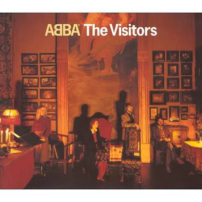 Cover image for The visitors