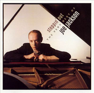 Cover image for Steppin' out the very best of Joe Jackson.