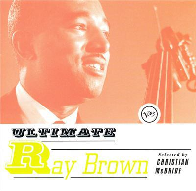 Cover image for Ultimate Ray Brown
