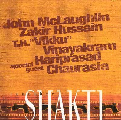 Cover image for Remember Shakti