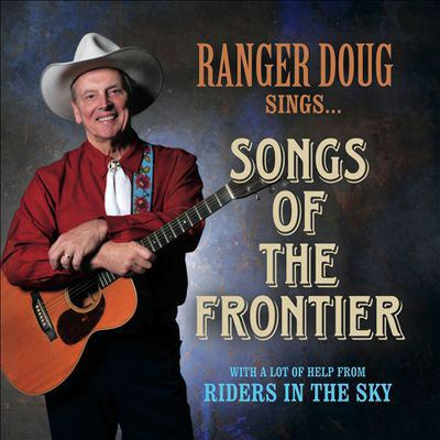 Cover image for Songs of the frontier