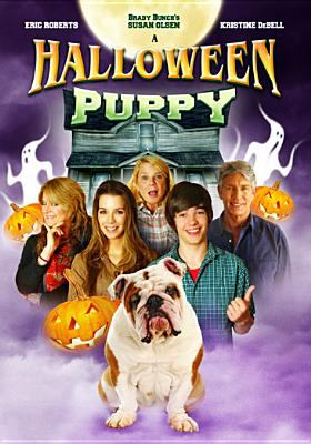 Cover image for A Halloween puppy