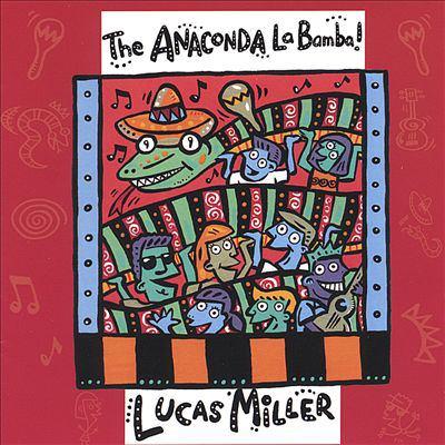 Cover image for The anaconda la bamba
