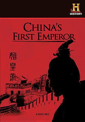 Cover image for China's first emperor