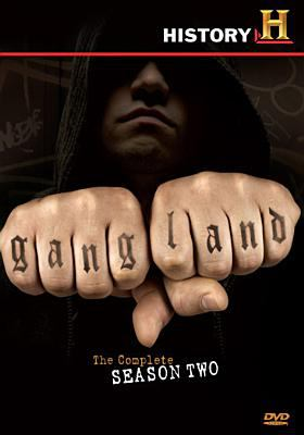 Cover image for Gangland. The complete season two