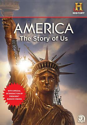 Cover image for America the story of us