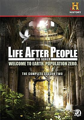 Cover image for Life after people, the series. The complete season two