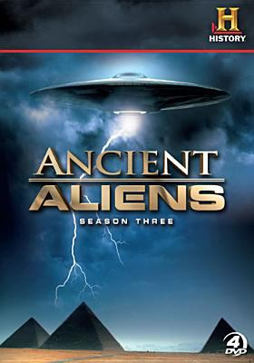 Cover image for Ancient aliens. Season 3