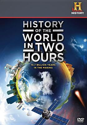 Cover image for History of the world in two hours
