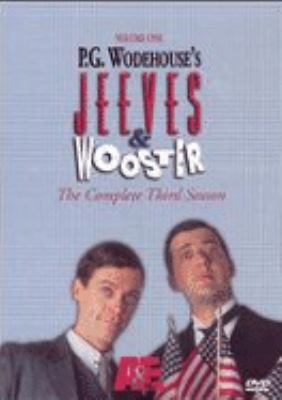 Cover image for Jeeves & Wooster. The complete third season