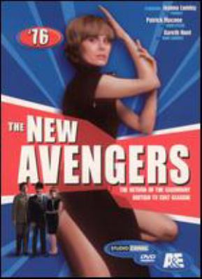 Cover image for The new avengers. [Season 1]