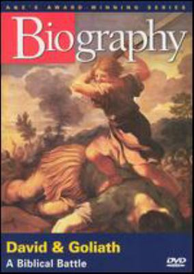 Cover image for David & Goliath a Biblical battle