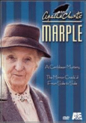 Cover image for Agatha Christie Marple. A Caribbean mystery. The mirror crack'd from side to side