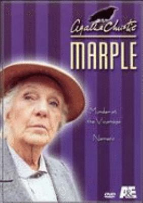 Cover image for Agatha Christie Marple. Murder at the vicarage. Nemesis