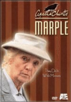 Cover image for Agatha Christie Marple. They do it with mirrors