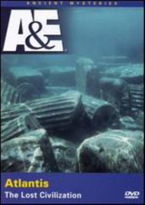Cover image for Atlantis the lost civilization