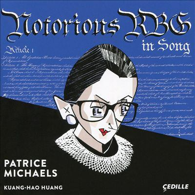 Cover image for Notorious RBG in song
