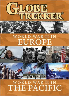 Cover image for Globe trekker. World War II in Europe & the Pacific