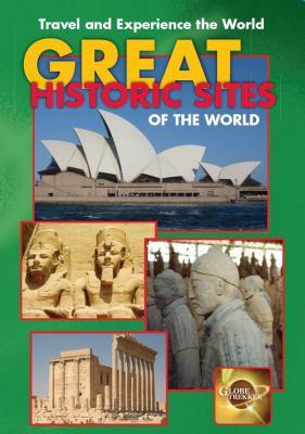 Cover image for Globe trekker. Great historic sites of the world