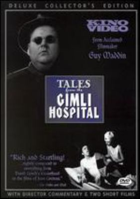 Cover image for Tales from the Gimli Hospital