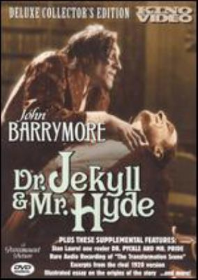 Cover image for Dr. Jekyll and Mr. Hyde