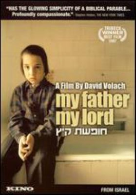 Cover image for My father my lord