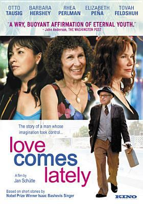 Cover image for Love comes lately
