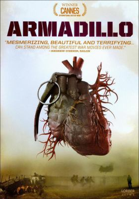 Cover image for Armadillo
