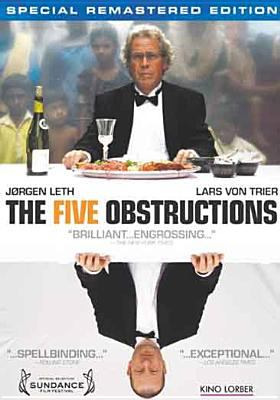 Cover image for The five obstructions