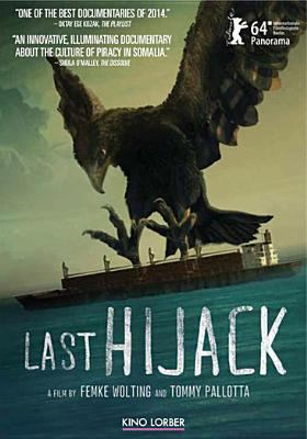 Cover image for Last hijack