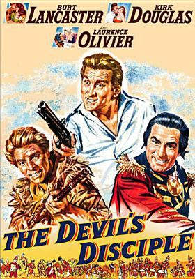 Cover image for The devil's disciple