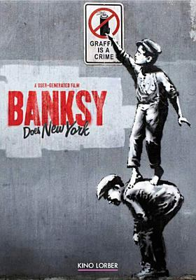 Cover image for Banksy does New York