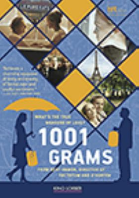 Cover image for 1001 grams