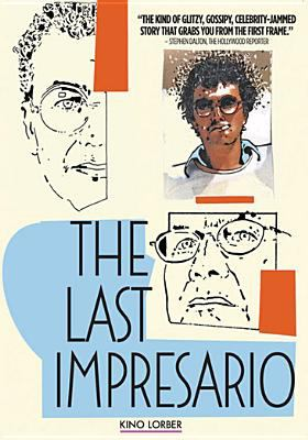 Cover image for The last impresario