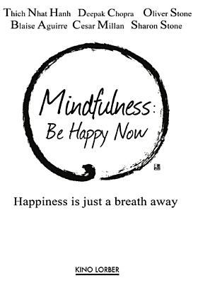 Cover image for Mindfulness : be happy now
