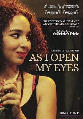 Cover image for As I open my eyes