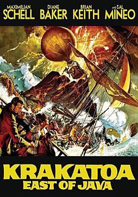 Cover image for Krakatoa, East of Java