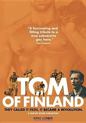 Cover image for Tom of Finland